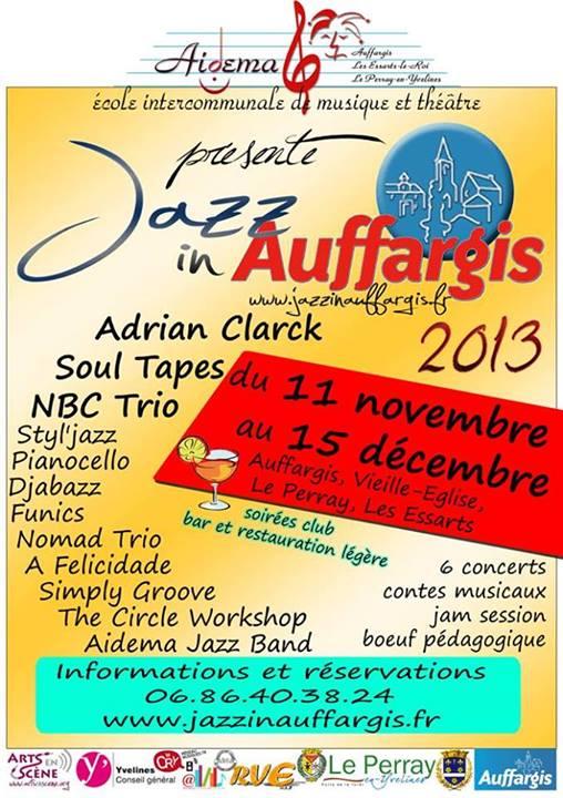 funics concert Auffargis