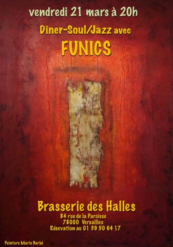 funics-brasserie des halles